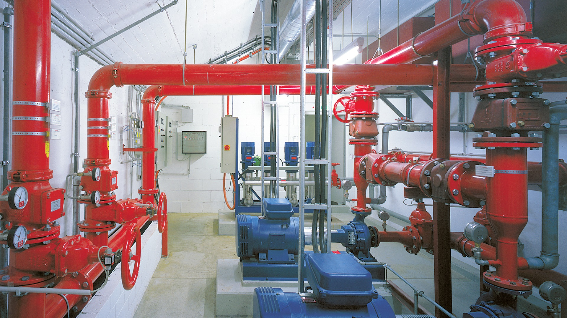 Indoor Fire protection