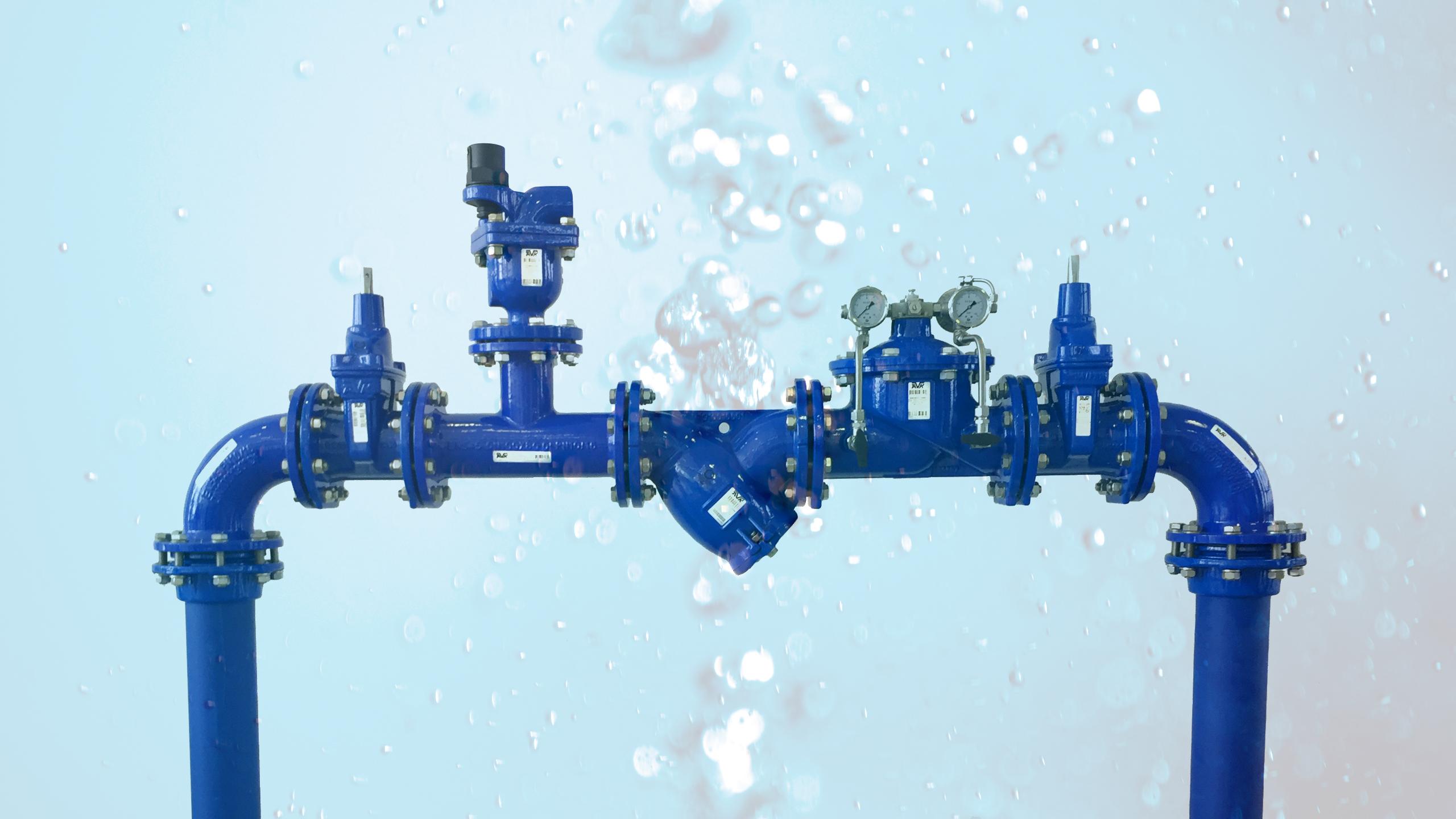 AVK valve