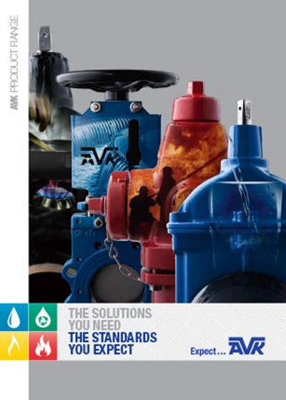 Brochure about the AVK international product programme