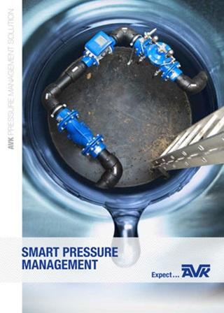AVK Smart Pressure Management
