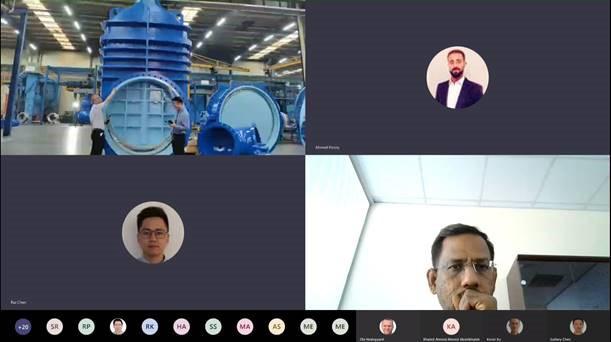 Anhui Factory Tour Screenshot