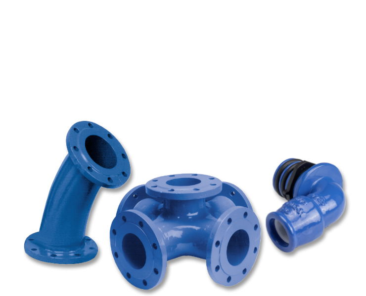 AVK fittings for water